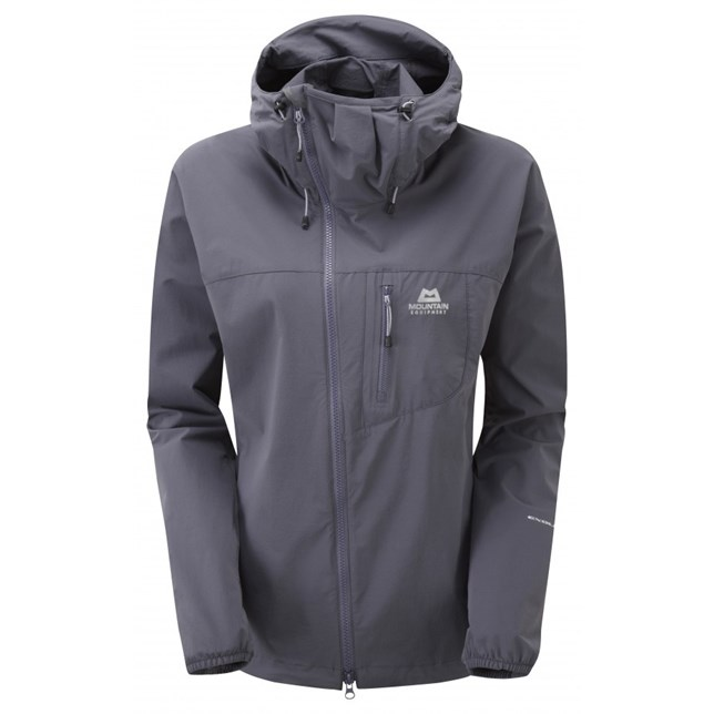 Mountain Equipment Womens Squall Hooded Jacket