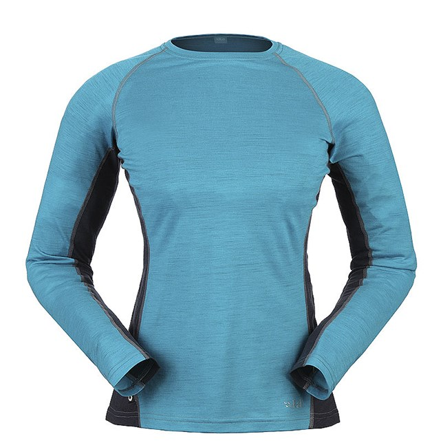 Rab Womens MeCo 120 LS Top