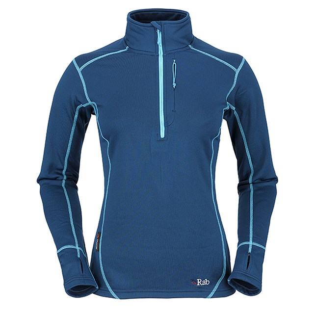 Rab Womens PowerStretch Pull-On